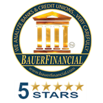 Bauer Financial logo